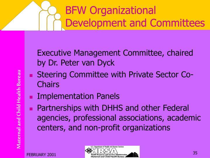 BFW Organizational