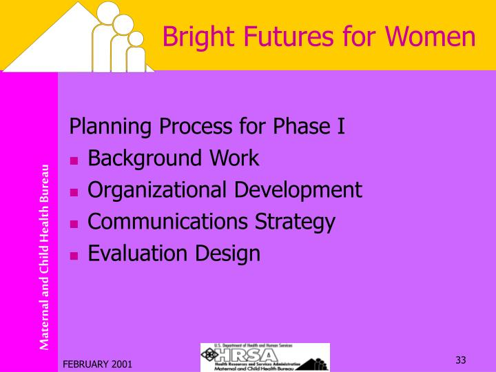 Bright Futures for Women