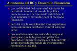 autonom a del bc y desarrollo financiero1