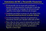 autonom a del bc y desarrollo financiero3