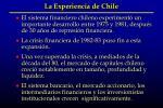 la experiencia de chile2