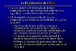 la experiencia de chile5
