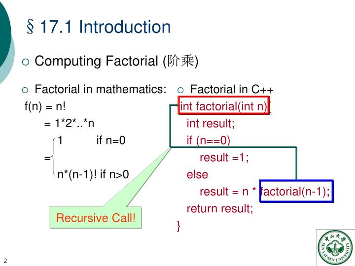 17 1 introduction