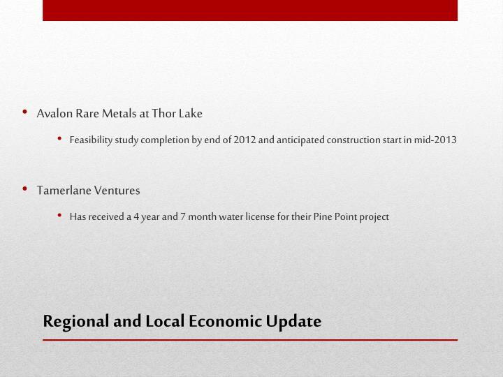 Avalon Rare Metals at Thor Lake