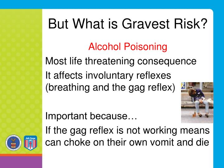But What is Gravest Risk?