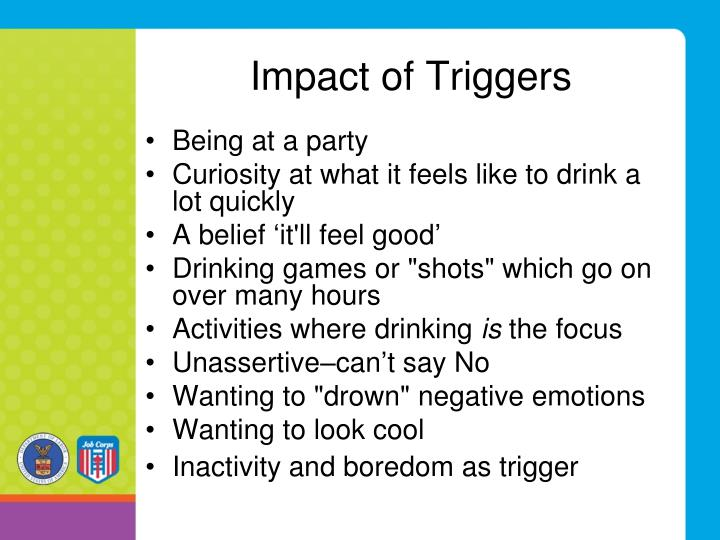 Impact of Triggers