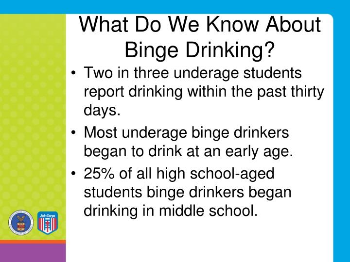 What Do We Know About Binge Drinking?