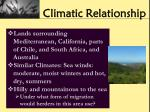 climatic relationship2