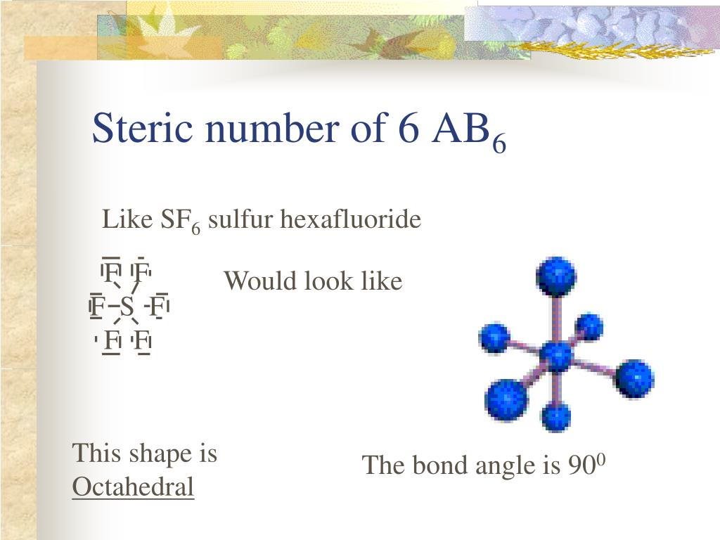 Lewis Dot Structure Brf5: VSEPR Theory PowerPoint Presentation