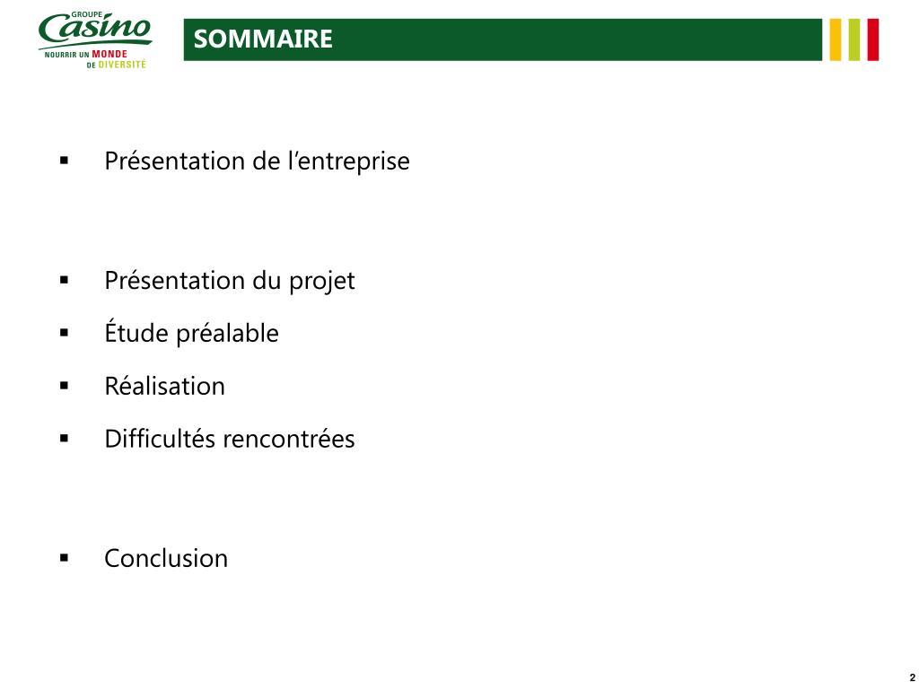 Ppt Soutenance De Projet Powerpoint Presentation Free
