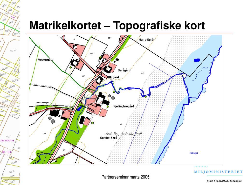 Ppt Matrikelkortet Powerpoint Presentation Free Download Id