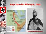 italy invades ethiopia 1935