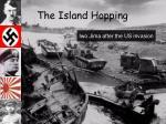 the island hopping