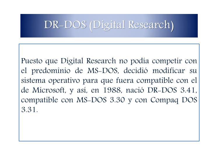 DR-DOS