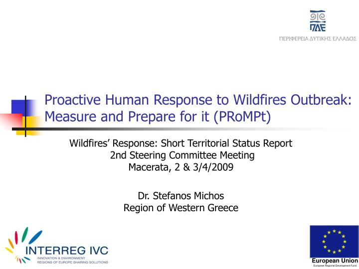 proactive human response to wildfires outbreak measure and prepare for it prompt n.