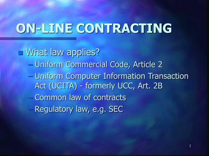 uniform commercial code 2b the A guide to the uniform commercial code, harmonization of articles 1, 2, 2a and 2b, 1989-2005.