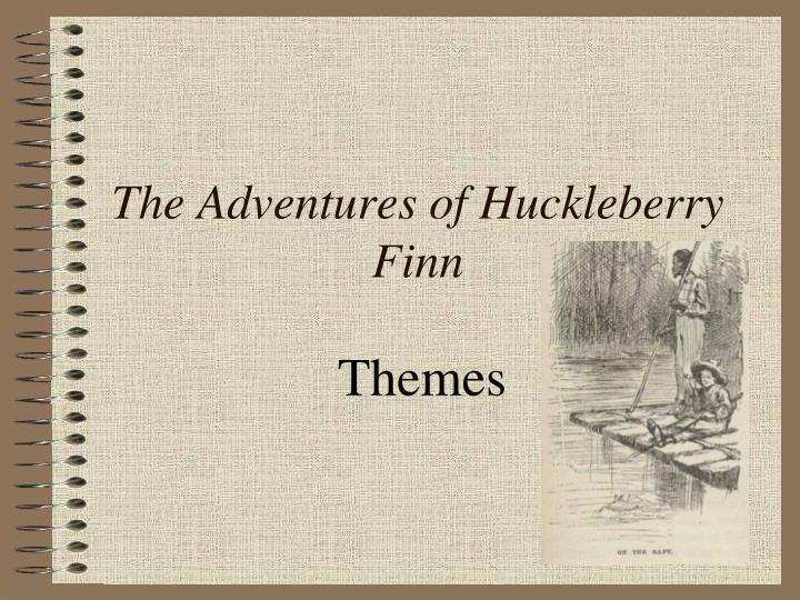 the theme racism in the adventures of huckleberry finn by mark twain Adventures of huckleberry finn (or, in more recent editions, the adventures of huckleberry finn) is a novel by mark twain, first published in the united kingdom in december 1884 and in the united states in february 1885.