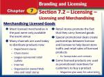 section 7 2 licensing licensing and merchandising3