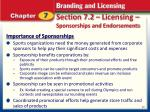 section 7 2 licensing sponsorships and endorsements2