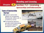 section 7 2 licensing sponsorships and endorsements4