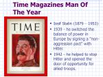 time magazines man of the year