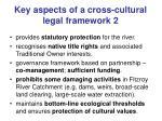 key aspects of a cross cultural legal framework 2