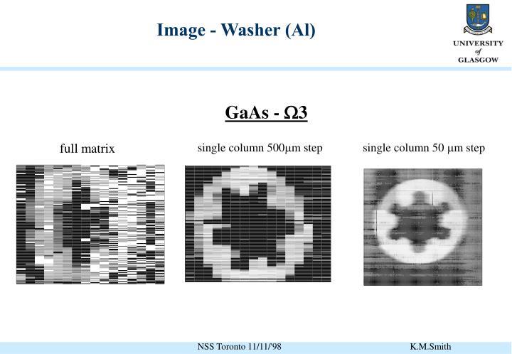 Image - Washer (Al)