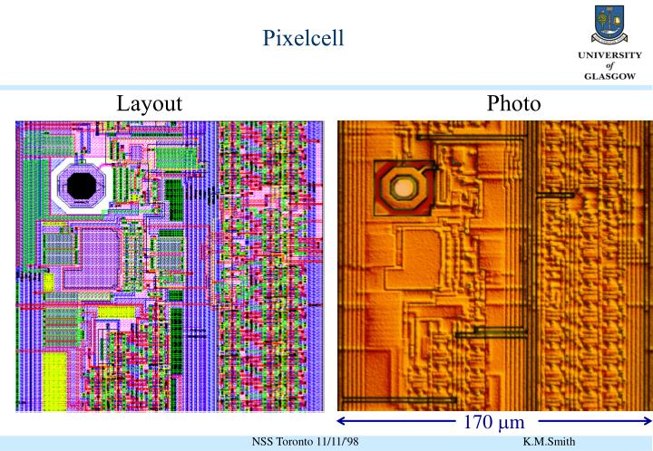 Pixelcell