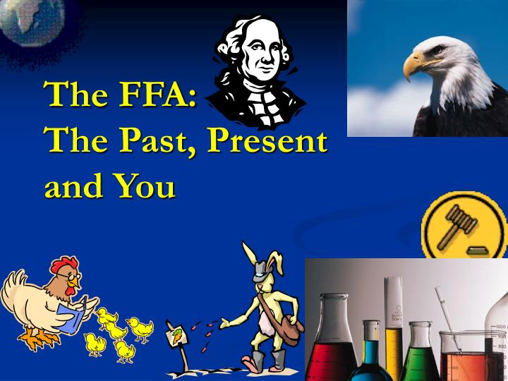 The ffa the past present and you
