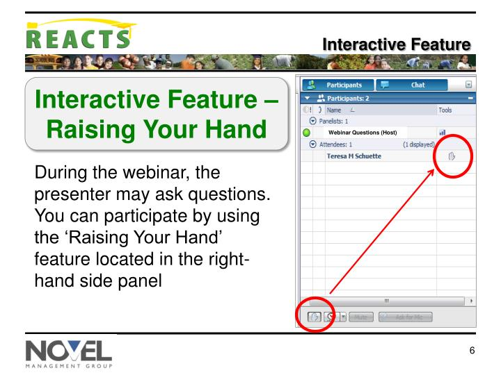 Interactive Feature