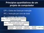princ pios quantitativos de um projeto de computador10