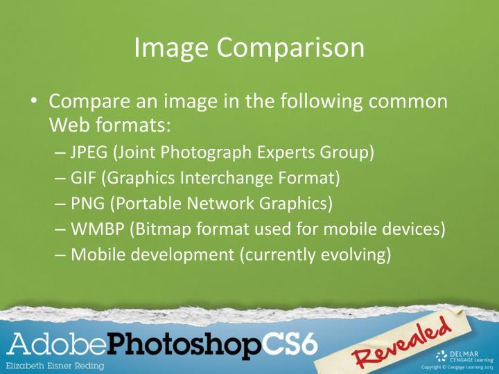 Image Comparison