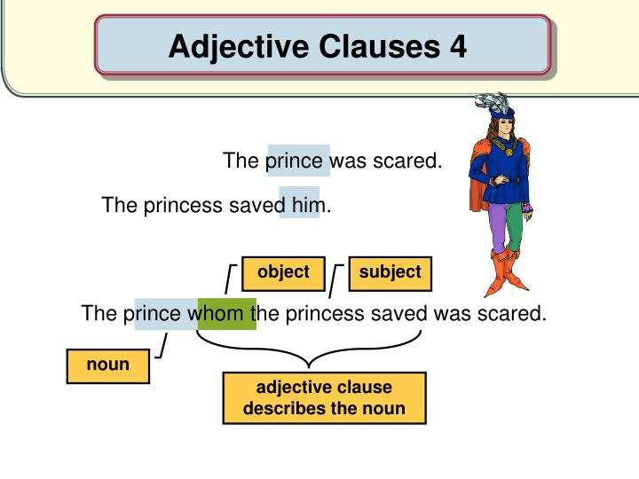Adjective Clauses 4
