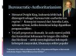 bureaucratic authoritarianism