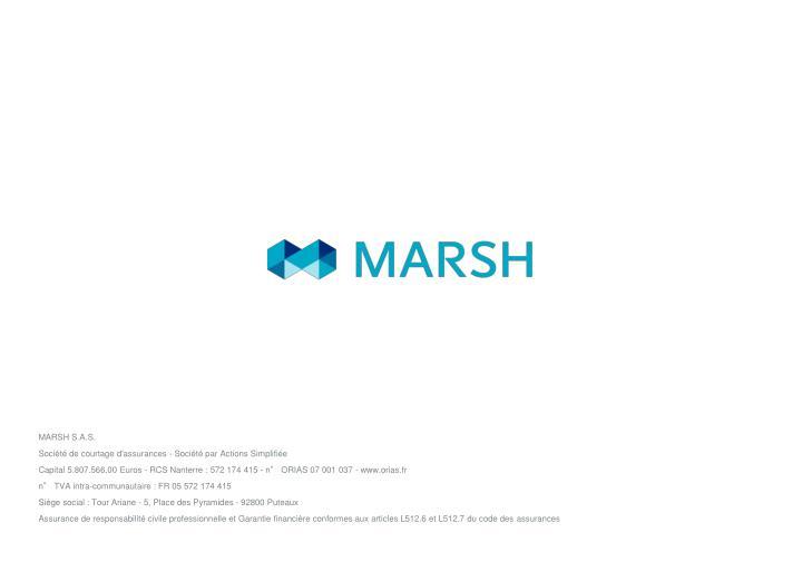 MARSH S.A.S.