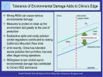 tolerance of environmental damage adds to china s edge