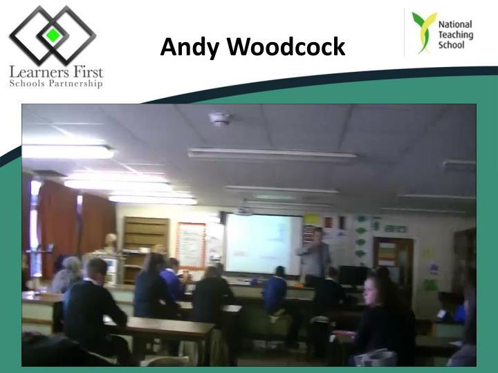 Andy Woodcock