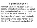 significant figures137