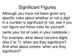 significant figures138