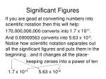 significant figures18