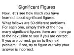 significant figures34