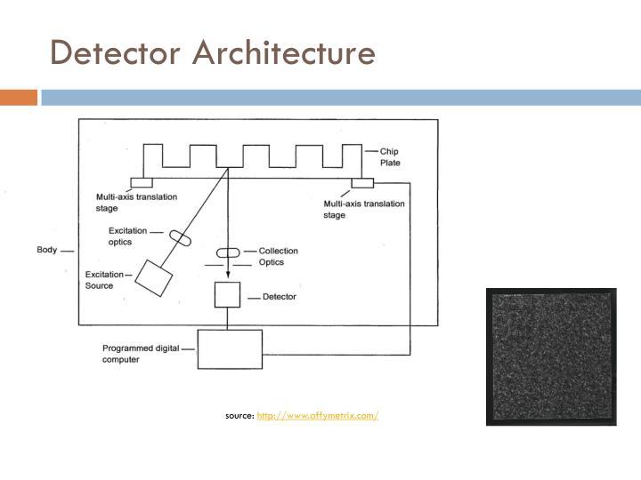 Detector Architecture