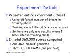 experiment details2