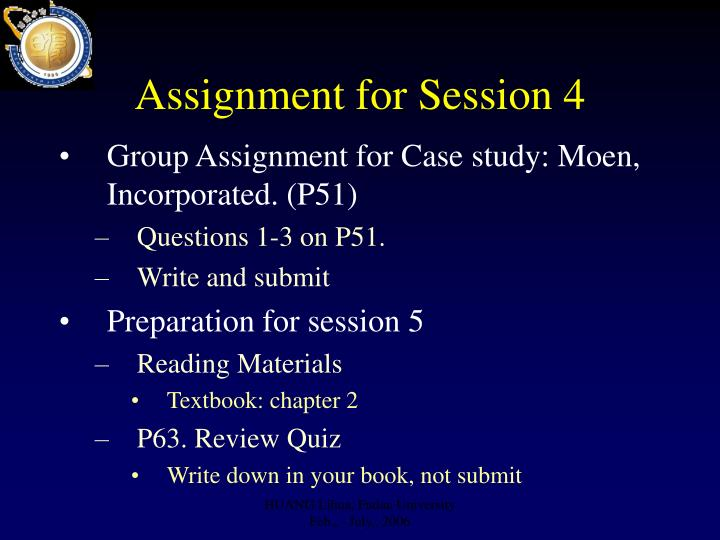 assignment for case study Are you worried about your case study assignments abc assignment help is an efficient and reputable company to assist a number of scholars with case study assignment.