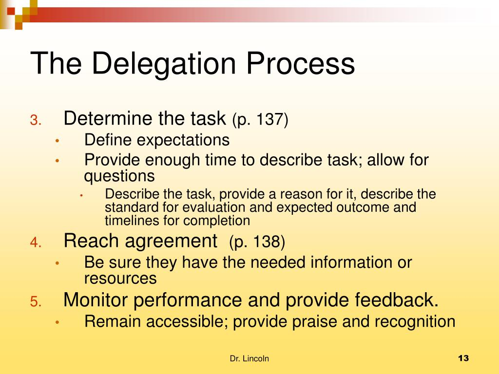 Ppt Delegation Powerpoint Presentation Free Download Id 6117022