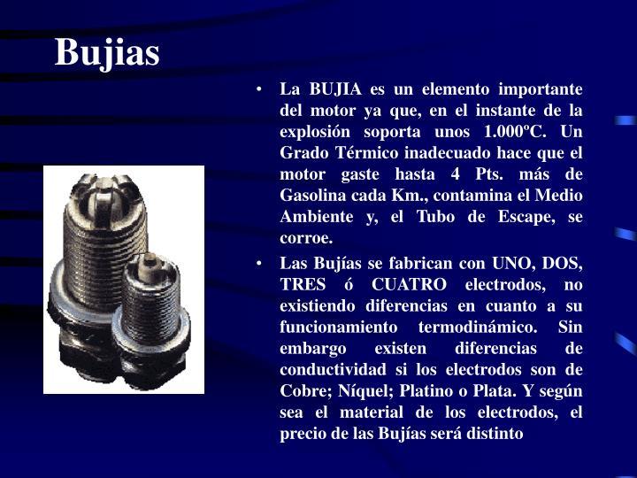 Bujias