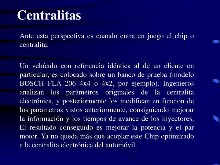 Centralitas