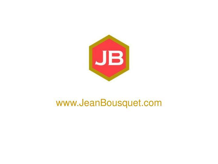 www.JeanBousquet.com