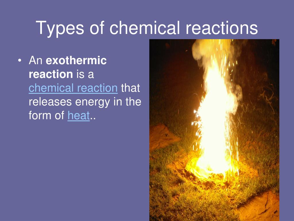 Endothermic Vs. Exothermic Reactions - Science Struck