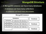 mongodb structure1